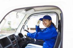 女性が活躍できるドライバーのお仕事