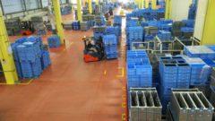 倉庫内作業・リフト作業・1トンバン・2トントラック作業風景